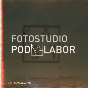 Artwork der Episode 001 von Fotostudio Podkastlabor